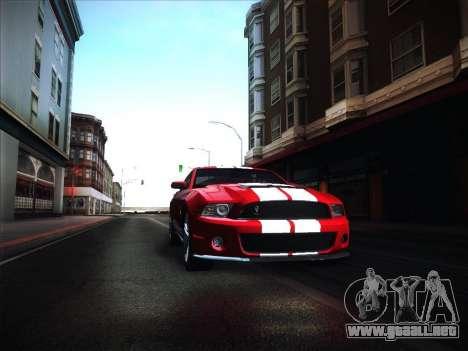 Realistic Graphics HD para GTA San Andreas segunda pantalla