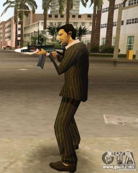 AK-74y para GTA Vice City sucesivamente de pantalla