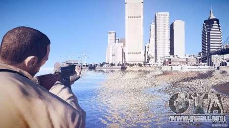 La nueva AK-47 para GTA 4 segundos de pantalla