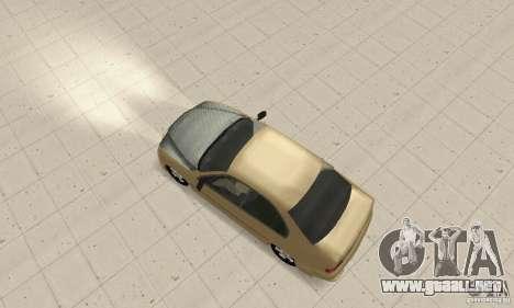 Bmw 528i para la visión correcta GTA San Andreas