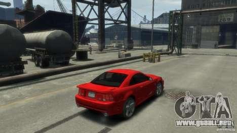 SALEEN S281 para GTA 4 left
