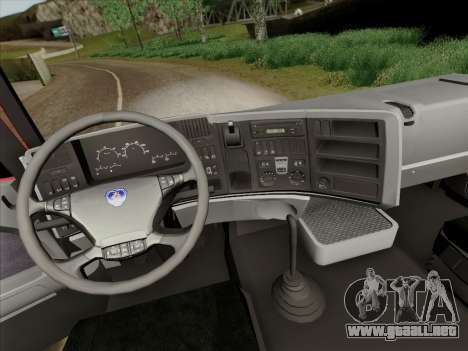 Scania R620 Brahma para el motor de GTA San Andreas