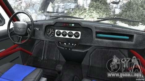 UAZ 31514 comandante v1.0 para GTA 4 visión correcta