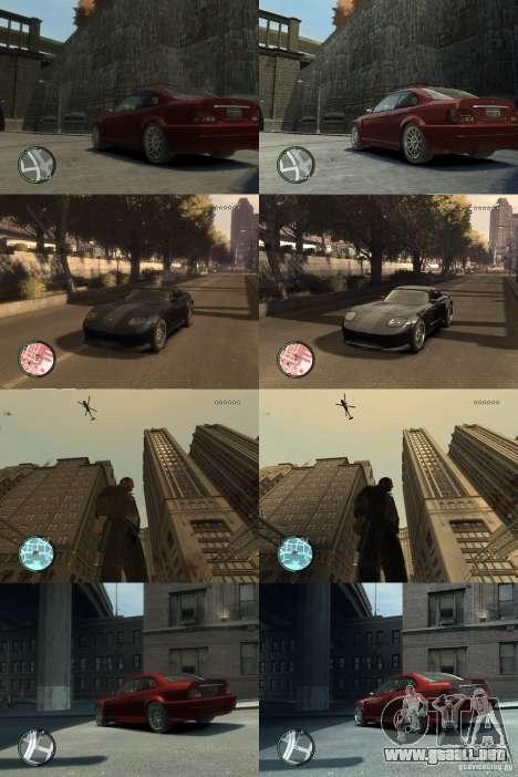 Gráficos mejorados para GTA 4