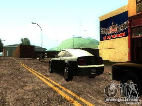 ENB v1 by Tinrion para GTA San Andreas tercera pantalla