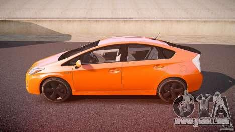 Toyota Prius 2011 para GTA 4 left