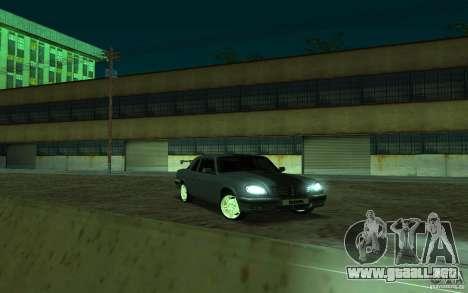 GAZ 31105 coupe para GTA San Andreas