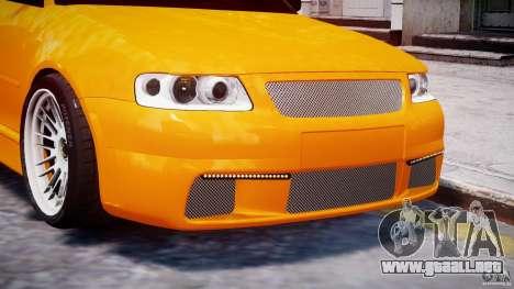 Audi A3 Tuning para GTA 4 ruedas