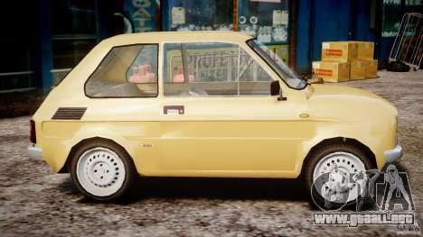Fiat 126p 1976 para GTA 4