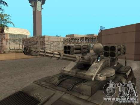 APC Anti-Air para la visión correcta GTA San Andreas