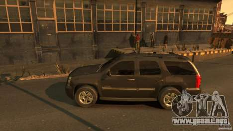 GMC Yukon 2010 para GTA 4 left