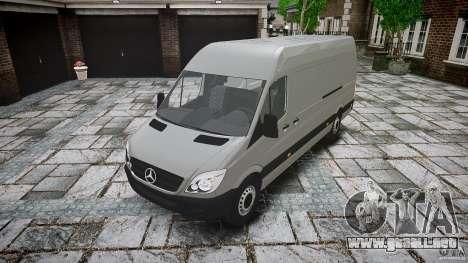 Mercedes Benz Sprinter Long Version para GTA 4