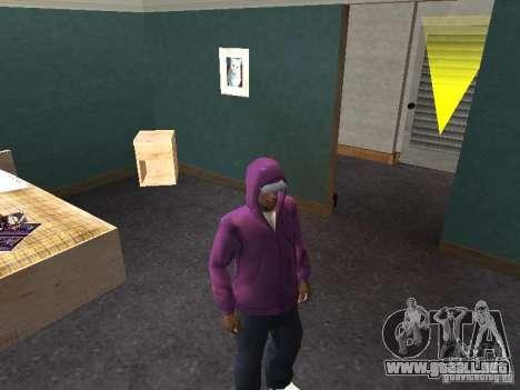 Campana para GTA San Andreas sucesivamente de pantalla