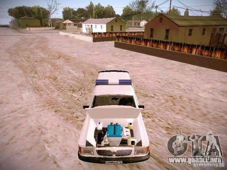 GAS 310231 urgente para visión interna GTA San Andreas