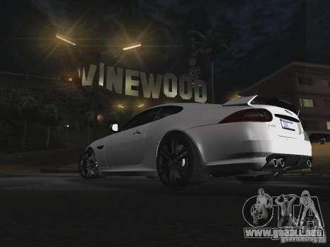 ENBSeries v 2.0 para GTA San Andreas novena de pantalla