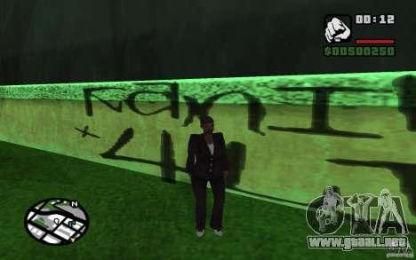 La misión de la madre de CJ para GTA San Andreas