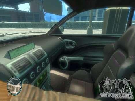 Tipo de coche para GTA 4 segundos de pantalla