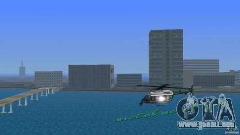 VCPD Chopper para GTA Vice City