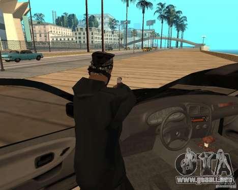 BMW 318i Touring para GTA San Andreas left
