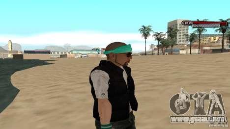 Skin Pack The Rifa Gang HD para GTA San Andreas séptima pantalla