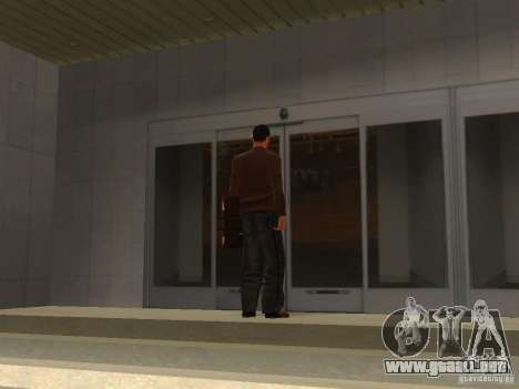 Hospitales de Oživlënie en Los Santos para GTA San Andreas sucesivamente de pantalla