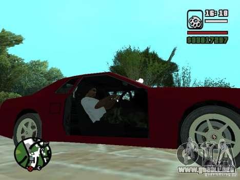 Elegía de tapas convertibles para vista inferior GTA San Andreas