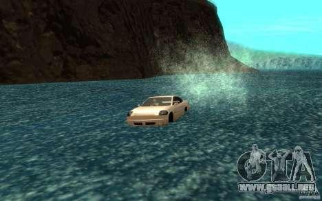 Alpha boat para GTA San Andreas