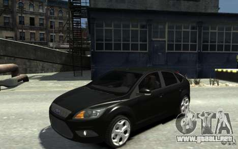 Ford Focus 2009 para GTA 4
