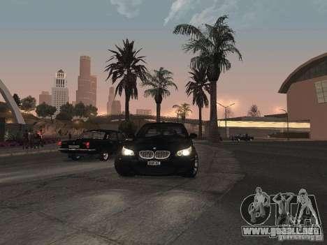ENBSeries v 2.0 para GTA San Andreas séptima pantalla