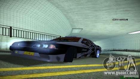 Elegy by LeM para GTA San Andreas vista hacia atrás