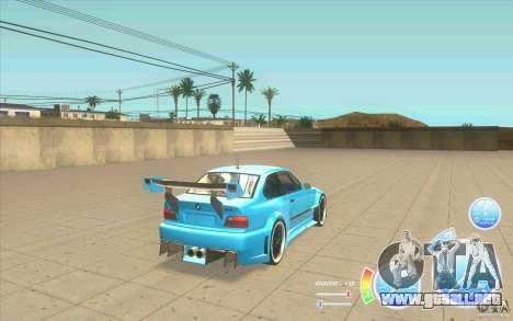 CraZZZy velocímetro v. diesel 2.2 + limitada para GTA San Andreas
