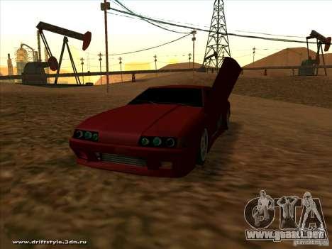 New Elegy para la visión correcta GTA San Andreas