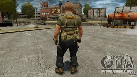 Jason Hudson para GTA 4 tercera pantalla