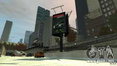 New gas station para GTA 4 séptima pantalla