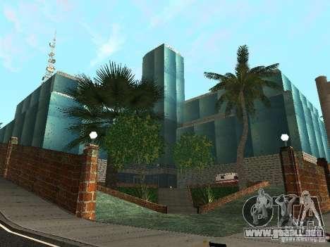 Obnovlënyj Hospital de Los Santos v. 2.0 para GTA San Andreas