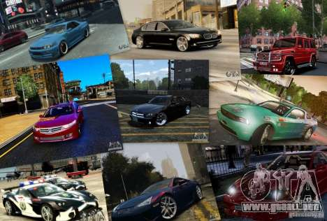 GTAViciCity.RU LoadScreens para GTA San Andreas séptima pantalla