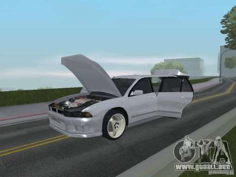Mitsubishi Legnum para visión interna GTA San Andreas