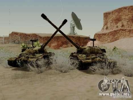 El es-7 para la visión correcta GTA San Andreas