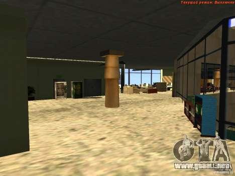 20th floor Mod V2 (Real Office) para GTA San Andreas quinta pantalla