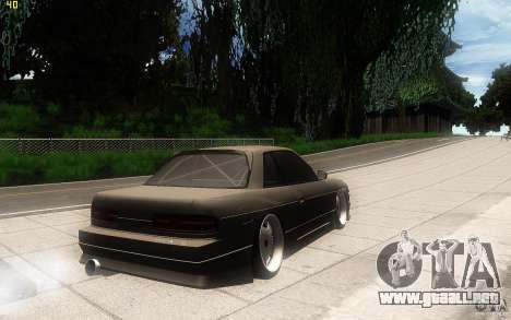 Nissan Silvia S13 Clean Edition para la visión correcta GTA San Andreas