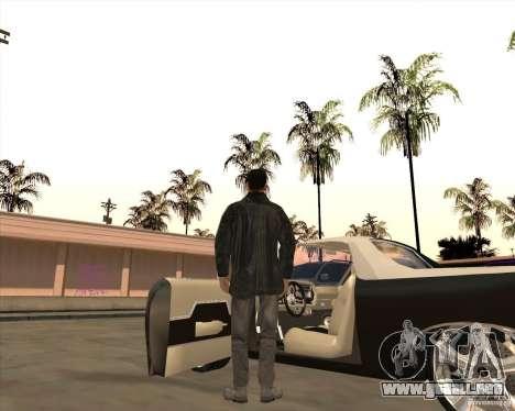 La piel es un miembro de la mafia para GTA San Andreas tercera pantalla