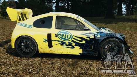 Colin McRae Hella Rallycross para GTA 4 left