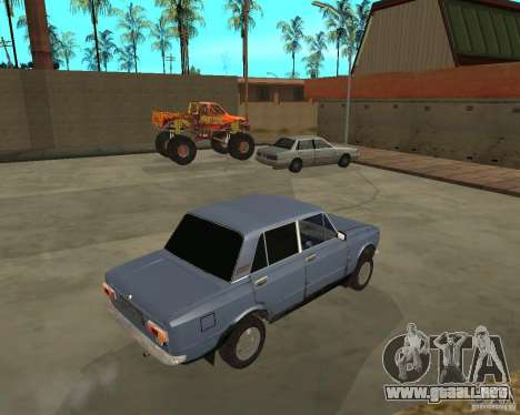 Kopeyka (corregido) para la visión correcta GTA San Andreas