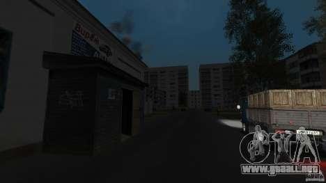 Arzamas beta 2 para GTA San Andreas décimo de pantalla