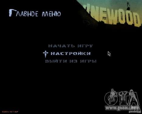 NewFontsSA 2012 para GTA San Andreas tercera pantalla