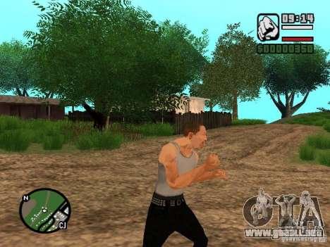 Realidad perfecta para GTA San Andreas tercera pantalla