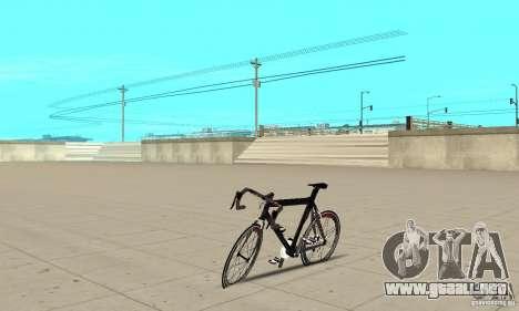 Bike Turmac Legnano para GTA San Andreas