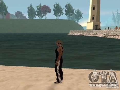 Elija cualquier clima para GTA San Andreas