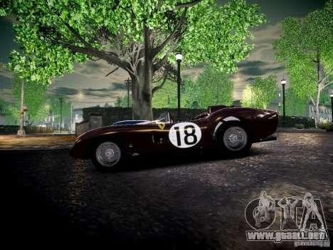 Ferrari 250 Testa Rossa para GTA 4 left