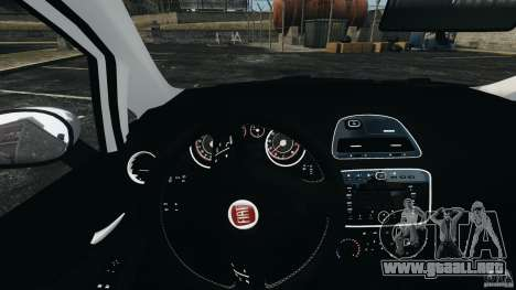 Fiat Punto Evo Sport 2012 v1.0 [RIV] para GTA motor 4